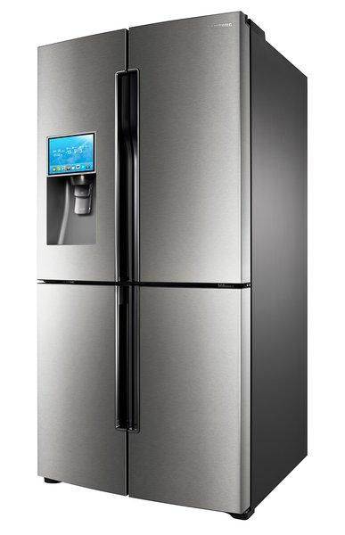 Samsung T9000 LCD refrigerator.