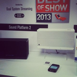 7 Smart Design Innovations at CES 2013 - Photo 7 of 8 - Soundfreaq's Sound Platform 2.