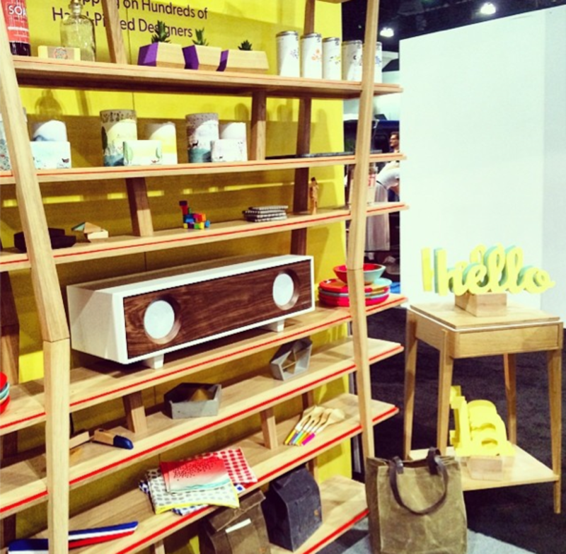 """@3hatch: """"Cute product design and display! #dod2014 #dwellondesign #losangeles #design"""""""