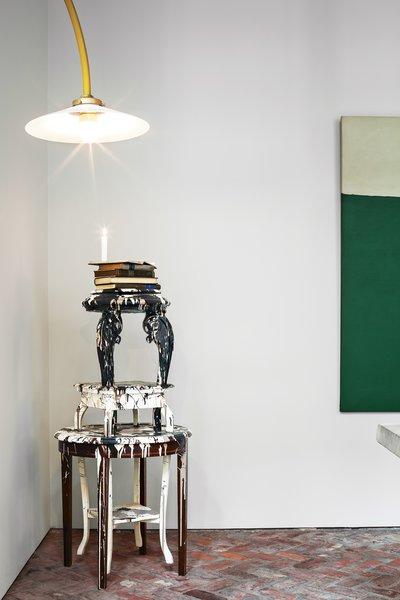 An installation by d'Hanis & Lachaert.