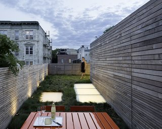 "10 Modern Rooftops For Summer Relaxing and Entertaining - Photo 5 of 10 - A rooftop oasis furthers the outdoor connection. It's planted with red fescue at the client's request for a wild and unmaintained look and an experience akin to ""walking through a field."""