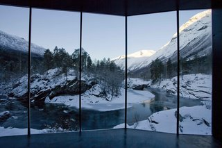 Rustic Cabins Comprise This Impossibly Idyllic Hotel in Norway - Photo 1 of 8 -