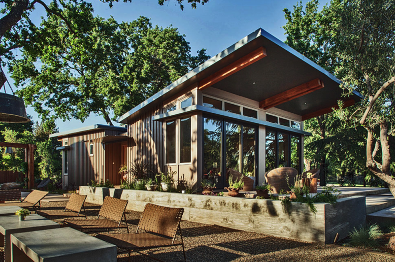 Photo 9 of 10 in 8 companies that are revolutionizing kit for Dwell prefab homes cost