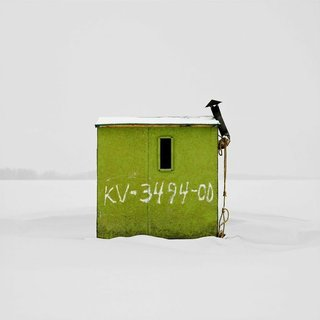 Architecture Off the Grid: Quirky Ice Huts Dot Canada's Frozen Lakes - Photo 7 of 14 -