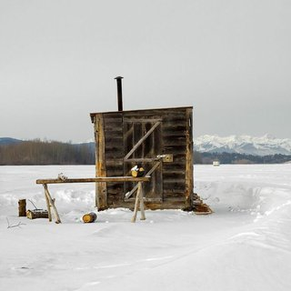 Architecture Off the Grid: Quirky Ice Huts Dot Canada's Frozen Lakes - Photo 8 of 14 -