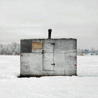Architecture Off the Grid: Quirky Ice Huts Dot Canada's Frozen Lakes - Photo 12 of 14 -