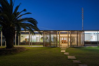 A Green House in Japan Sets the Stage for Family Time - Photo 1 of 7 -