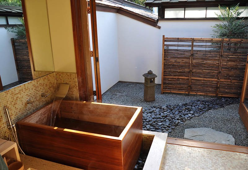 Dwell All About Japanese Soaking Tubs