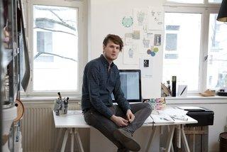 Designer Spotlight: Sebastian Herkner - Photo 1 of 6 - Designer Sebastian Herkner.