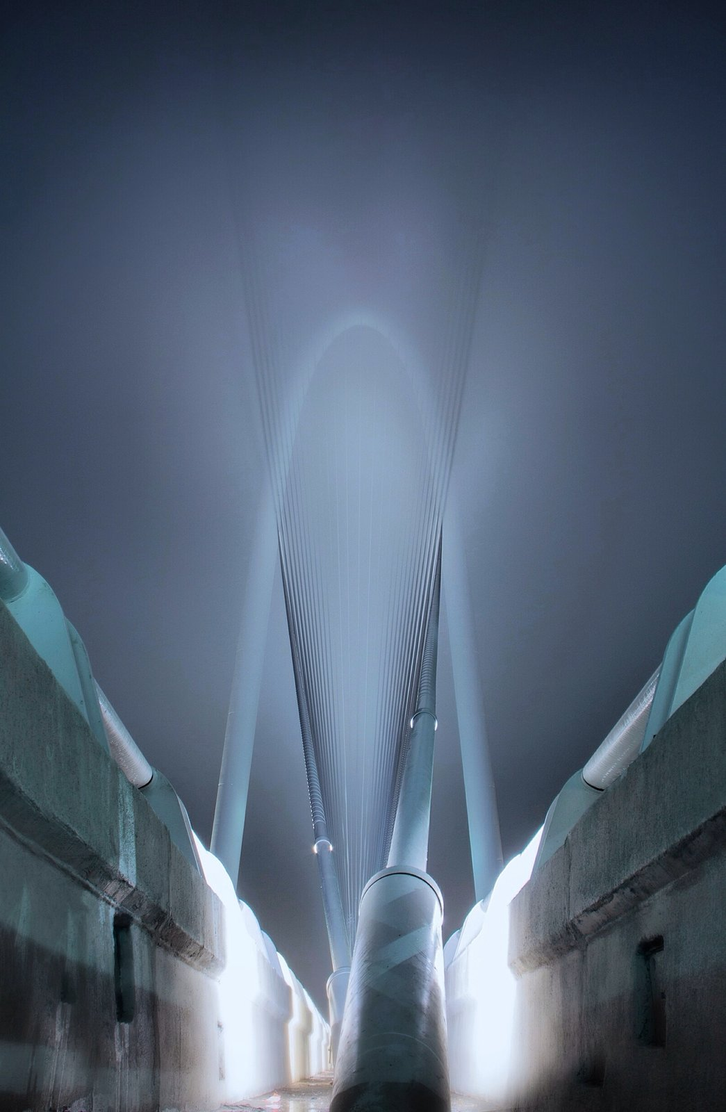 Photo 1 of 1 in Photo of the Week: Dramatic Bridge in Dallas