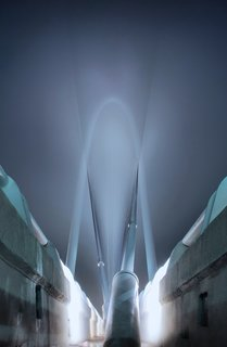 Photo of the Week: Dramatic Bridge in Dallas - Photo 1 of 1 -
