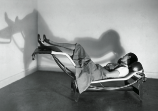 The Woman Behind Le Corbusier's Iconic Chaise Almost Didn't Get the Job - Photo 3 of 10 -