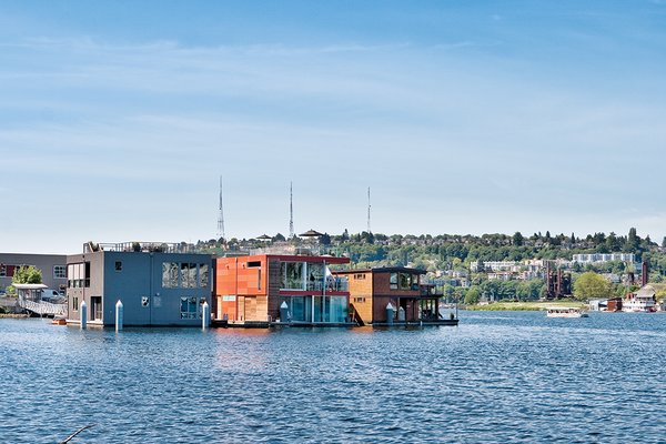 How To Build A Floating Home Dwell