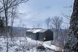 Amazing Cantilevered Home in the Mountains - Photo 1 of 11 -