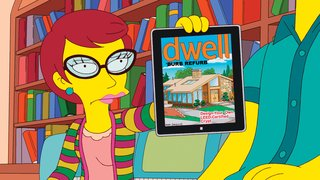 The Simpsons Meet Dwell - Photo 1 of 2 -