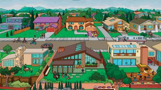 The Simpsons Meet Dwell - Photo 2 of 2 -