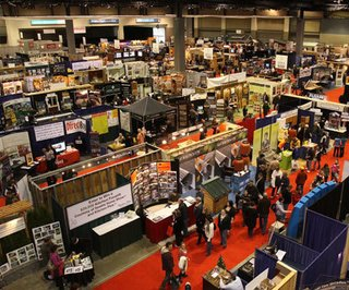 5 Cool Design Events this Week - Photo 4 of 4 - An aerial view of the Seattle Home Show.