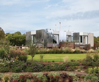 An Aluminum-Clad Green Energy Home in England - Photo 1 of 8 -