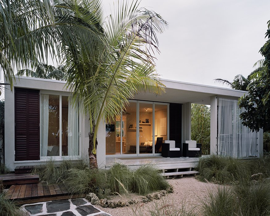 The starting price for a fully built 685-square-foot, two-bedroom Cubicco model in the Miami area is just over $115,000.  Photo 2 of 2 in Small, Green, and Mighty: Hurricane-Proof Prefab