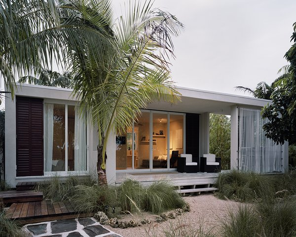 Dwell Small Green And Mighty Hurricane Proof Prefab