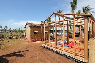 Shigeru Ban Designs Temporary, Easy-to-Build Shelters for Disaster-Prone Areas - Photo 5 of 5 -