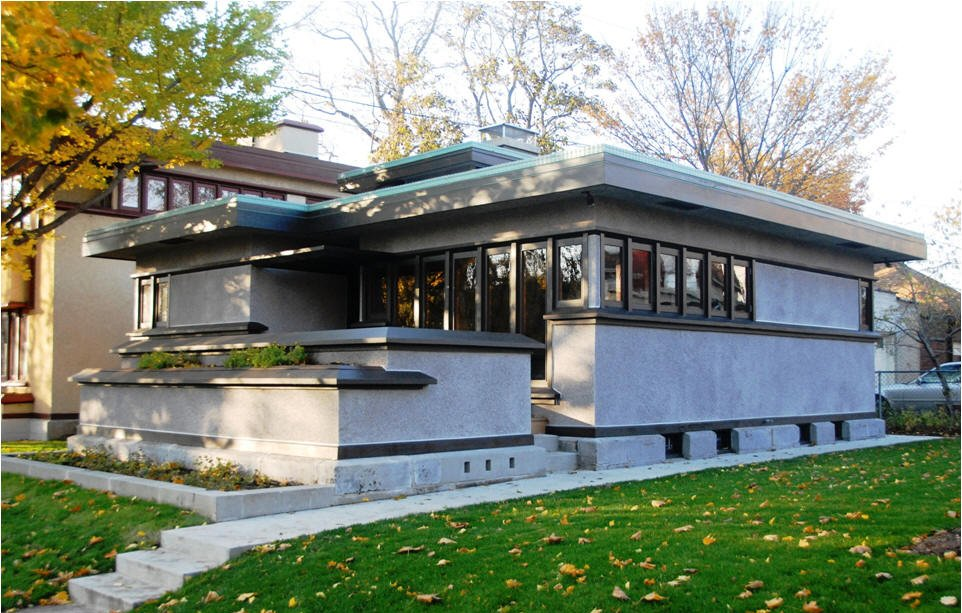 A look at frank lloyd wright 39 s little known prefabs dwell - Design homes wi ...