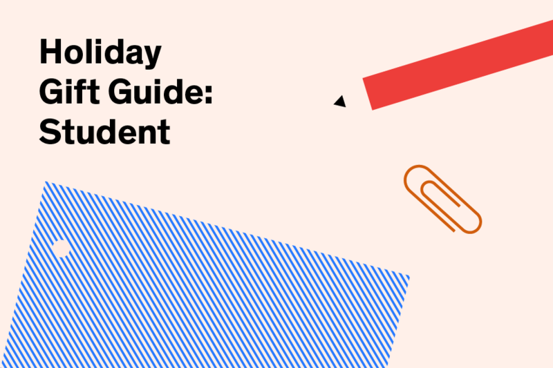 26 Gift Guides for ALL Your Holiday Shopping Needs - Photo 5 of 27 - Help the student in your life navigate the transition to independence and adulthood—or simply get to that 9 a.m. class on time—with one of these Dwell-approved gifts.
