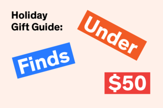 26 Gift Guides for ALL Your Holiday Shopping Needs - Photo 19 of 27 - Short on funds but long on friends and family? Worry not: We've rounded up ten gifts under $50 that will bring joy to all the modernists on your list.