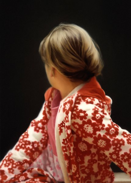 A piece from the museum's significant collection of Post-War German art. Gerhard Richter, German, born 1932; Betty, 1988; oil on canvas; 40 1/4 x 28 1/2 inches; Saint Louis Art Museum, Funds given by Mr. and Mrs. R. Crosby Kemper Jr. through the Crosby Kemper Foundations, The Arthur and Helen Baer Charitable Foundation, Mr. and Mrs. Van-Lear Black III, Anabeth Calkins and John Weil, Mr. and Mrs. Gary Wolff, the Honorable and Mrs. Thomas F. Eagleton; Museum Purchase, Dr. and Mrs. Harold J. Joseph, and Mrs. Edward Mallinckrodt, be exchange 23:1992 © Gerhard Richter 2013.