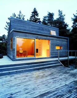 A Prefab Cabin in Norway - Photo 1 of 6 -
