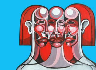 See Surrealist Street Art in Action at Dwell on Design Los Angeles - Photo 4 of 5 -