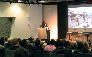 Emerging Voices Lecture Series: graciastudio & SO – IL - Photo 4 of 10 -