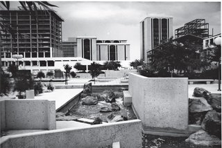 Charles Birnbaum on the Future of Landscape Architecture - Photo 5 of 6 - The clean, rational Tucson Convention Center makes use of arid land plants and is the only civic space by Garrett Eckbo in the state of Arizona.