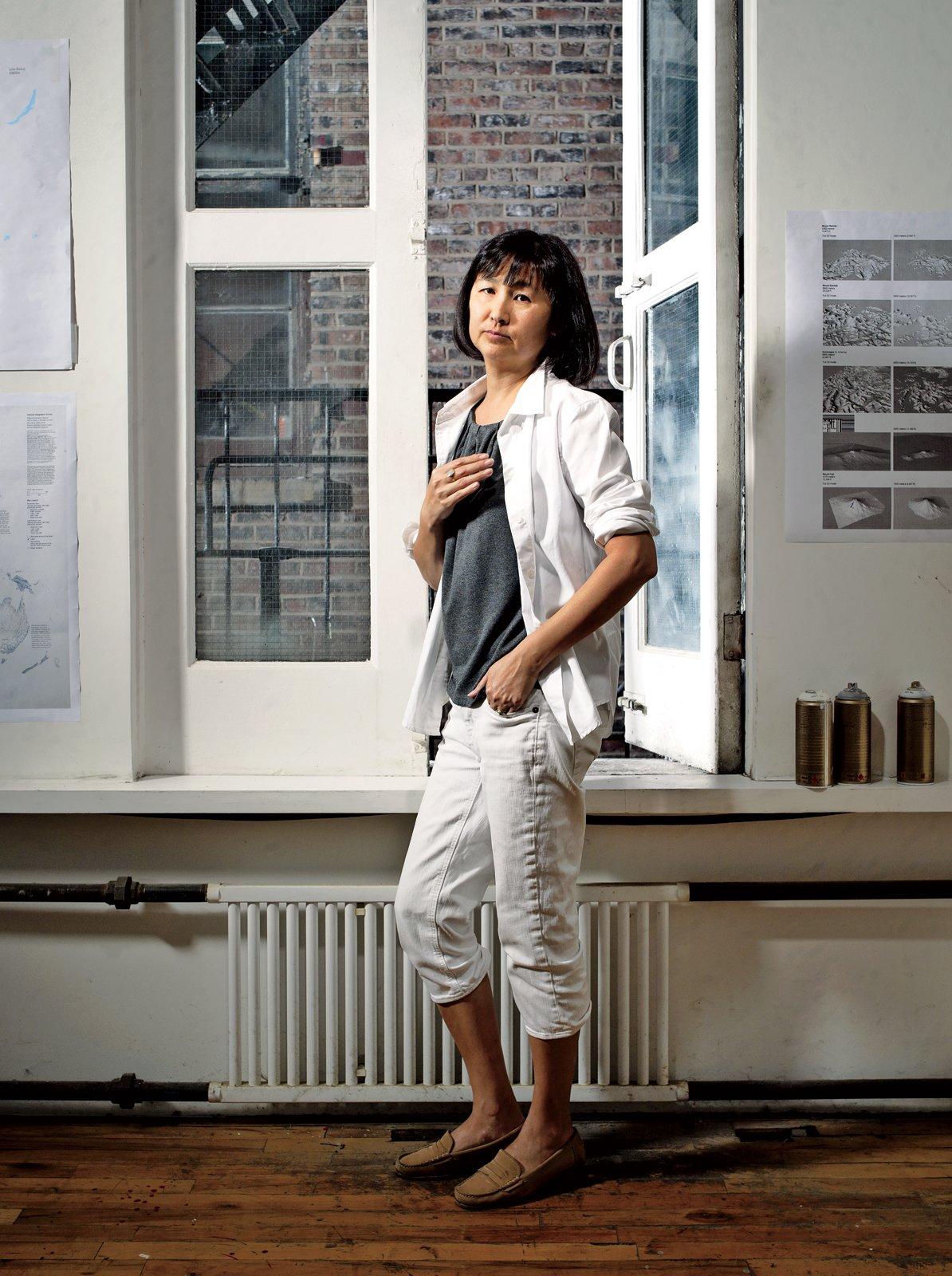 For more on the artist's foundation, visit whatismissing.net