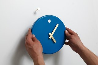 Product Spotlight: Hammer Time Clock - Photo 1 of 4 -