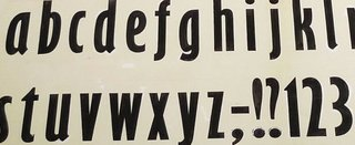 Q&A with Typeface Designer Matthew Carter - Photo 2 of 3 -