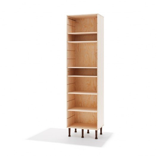 Danish Crafts Announces Mindcraft13 for Salone - Photo 11 of 13 - The Last Piece of Furniture by Søren Ulrik Petersen-A bookcase that converts into a coffin.