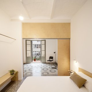 1930s Barcelona Apartment Gets a Minimal Makeover - Photo 7 of 8 -