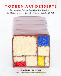 Design Idea of the Week: Modern Art for Dessert - Photo 1 of 6 - Modern Art Desserts will be on sale April 16th from Random House Books, $25<br><br>All images reprinted with permission from Modern Art Desserts: Recipes for Cakes, Cookies, Confections, and Frozen Treats Based on Iconic Works of Art, by Caitlin Freeman, copyright (c) 2013. Published by Ten Speed Press, a division of Random House, Inc.
