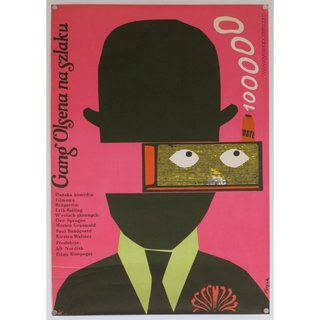10 Posters from Poland's Golden Age of Graphic Design - Photo 5 of 10 -