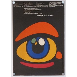 10 Posters from Poland's Golden Age of Graphic Design - Photo 8 of 10 -