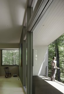 Streamlined Modern Living in the North Carolina Forest - Photo 3 of 10 -