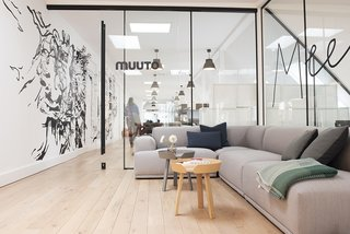 Muuto's Sophisticated Copenhagen Office is All About Transparency - Photo 1 of 7 -
