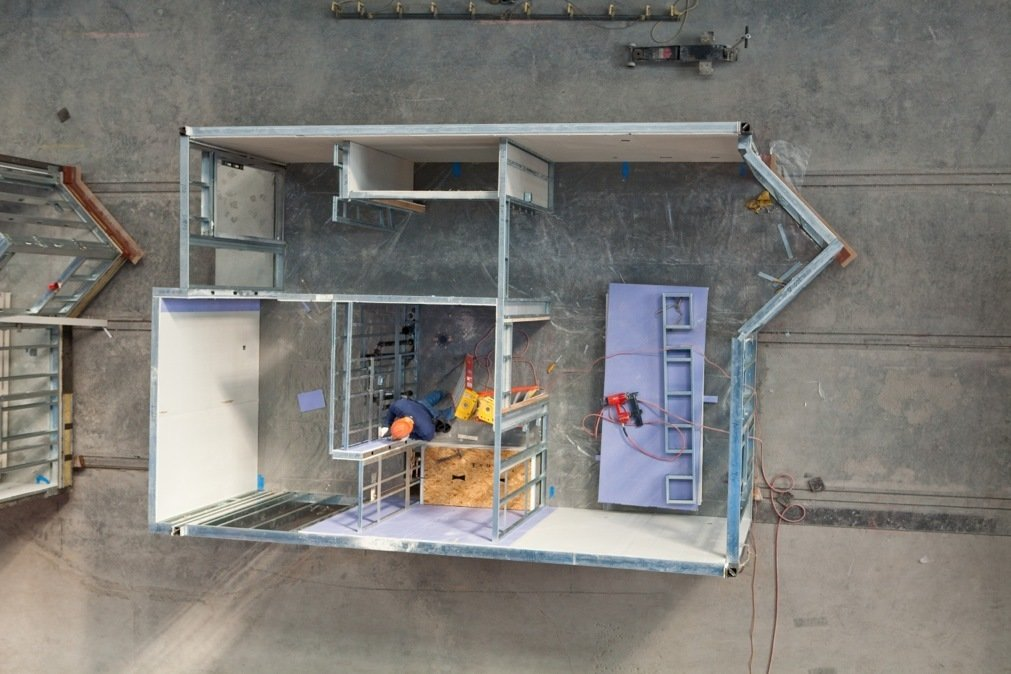New York City recently signed off on a prefab micro-apartment complex, built with Capsys modules, to alleviate a housing shortage by adding much-needed units.