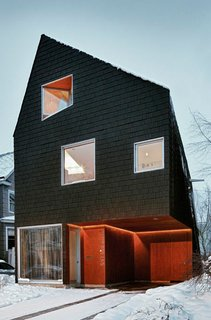 Birdhouse Residence by Adam Sokol - Photo 5 of 5 -