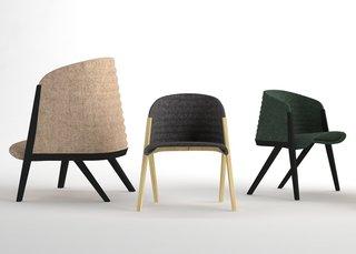 Mafalda Chairs from Moroso - Photo 1 of 1 -