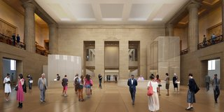 Frank Gehry Unveils Master Plan for Philadelphia Museum of Art - Photo 2 of 6 -