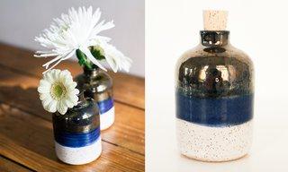 Limited Edition Object + Totem Bottle Vase - Photo 1 of 2 -