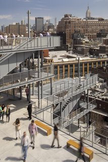 Renzo Piano's Jaw-Dropping Design for the Whitney Museum - Photo 5 of 10 -