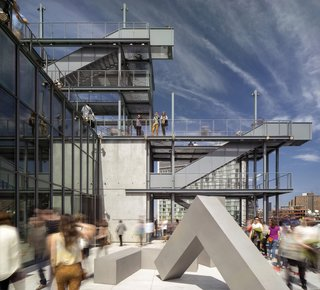 Renzo Piano's Jaw-Dropping Design for the Whitney Museum - Photo 6 of 10 -
